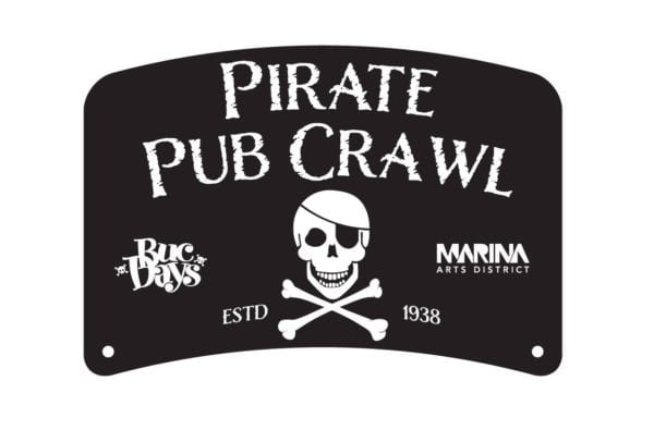 Pirate Pub Crawl @ Downtown Corpus Christi | Corpus Christi | Texas | United States