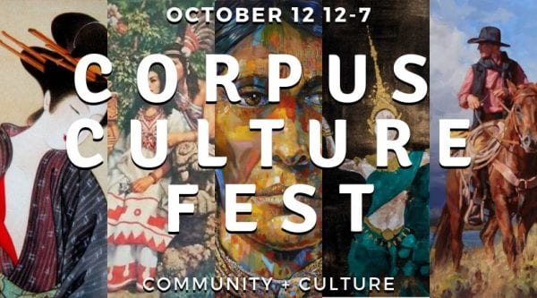 Corpus Culture Fall Fest @ BUS