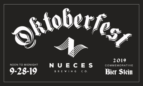 Oktoberfest at Nueces Brewing @ Nueces Brewing Company | Corpus Christi | Texas | United States