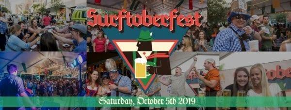 Surftoberfest 2019 @ Water Street Market | Corpus Christi | Texas | United States