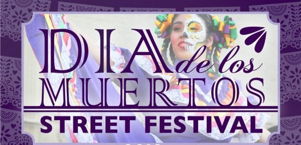 Dia de los Muertos Street Festival @ Downtown Corpus Christi