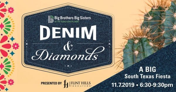Denim & Diamonds: A BIG South Texas Fiesta @ The Bay Jewel | Corpus Christi | Texas | United States