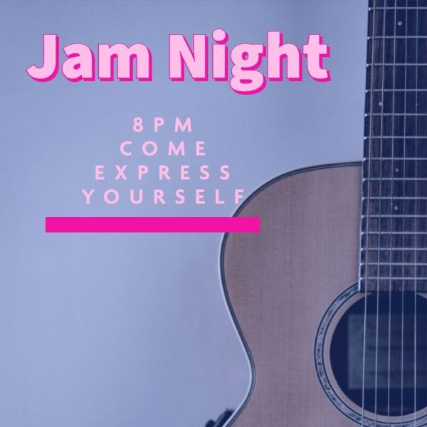 Jam Night @ The Exchange