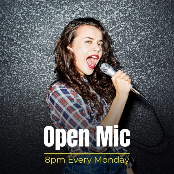 Open Mic Night @ The Exchaneg