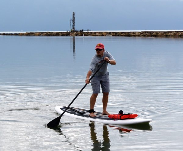 Paddle Conditioning @ Water Dog Floating Yoga | Corpus Christi | Texas | United States