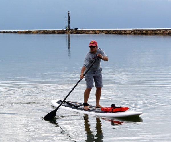 Paddle Conditioning @ Water Dog Floating Yoga