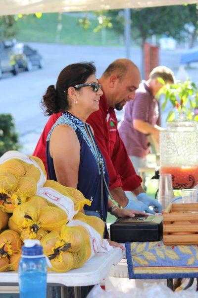 Downtown Farmers' Market @ Art Center
