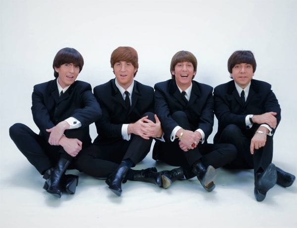 The Fab Four: The Ultimate Beatles Tribute @ American Bank Center Selena Auditorium
