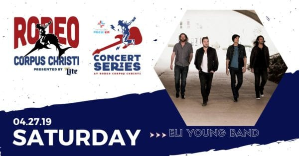 Rodeo Corpus Christi & Eli Young Band @ American Banker Center