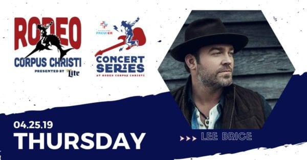 Rodeo Corpus Christi & Lee Brice @ American Bank Center