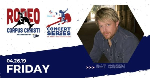 Rodeo Corpus Christi & Pat Green @ American Bank Center