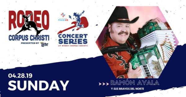 Rodeo Corpus Christi & Ramon Ayala @ American Bank Center