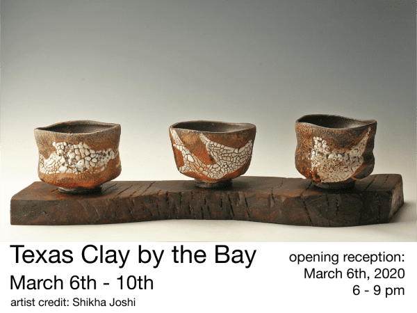Texas Clay by the Bay @ K Space Contemporary
