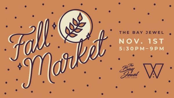 The Bay Jewel Fall Market at November ArtWalk @ The Bay Jewel | Corpus Christi | Texas | United States